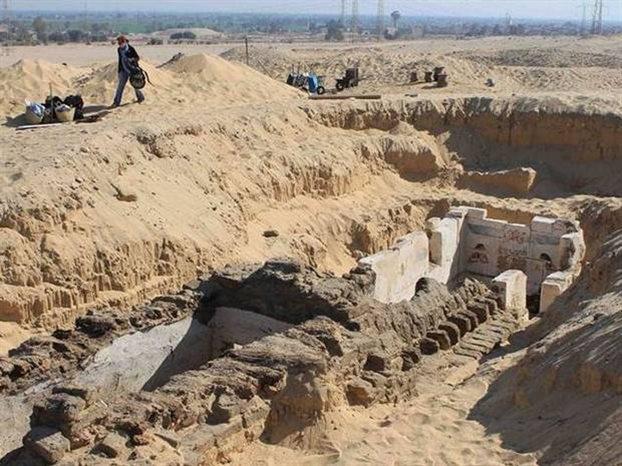 Αίγυπτος: Βρέθηκε νέα κοιλάδα των βασιλέων