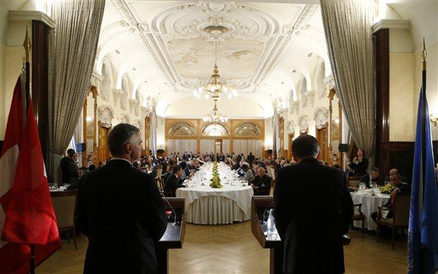 Γενεύη ΙΙ: Φορτισμένη η ατμόσφαιρα για τη Συρία