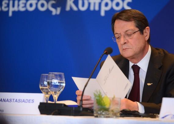 "O ""ιστορικός του μέλλοντος"" τι θα κρίνει κατά τον κ. Αναστασιάδη;"