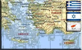 Ο γεωστρατηγικός άξονας Ισραήλ-Κύπρου-Ελλάδος