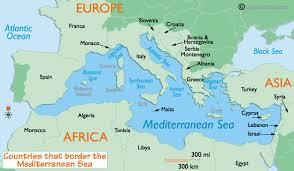 Σύγκρουση και ασφάλεια στη Μεσόγειο