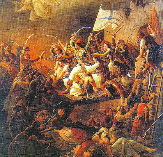 10 Απριλίου του 1826 – Η ηρωική έξοδος του Μεσολογγίου