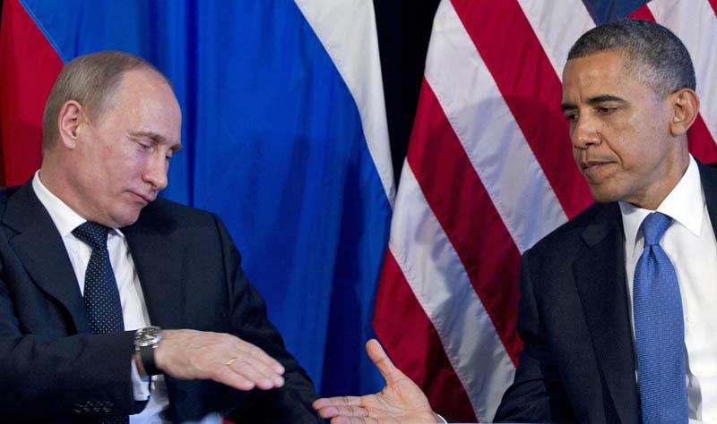Ομπάμα και Πούτιν ή ΗΠΑ και Ρωσία: Ένας παλιός Ψυχρός Πόλεμος σήμερα
