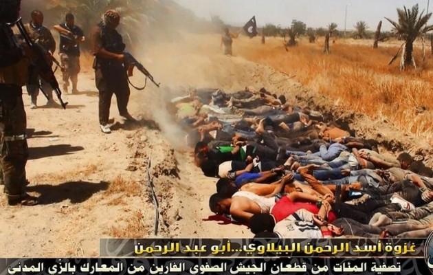 Οι ετερόκλητοι σύμμαχοι του ISIS