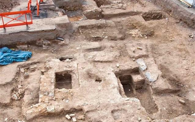 Αρχαία πόλη έφεραν στο φως ανασκαφές κοντά στη Λάρνακα