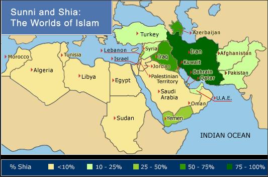 Σουνιτική αντεπίθεση, από Μεσόγειο μέχρι Πακιστάν και η ψεύτικη 'εικόνα'