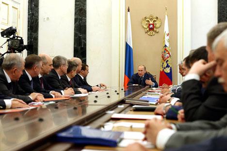 Ο Πούτιν μπροστά σε μια περίπλοκη κατάσταση