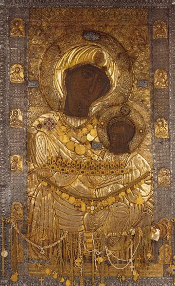 Η εικόνα της Παναγίας της Πορταΐτισσας