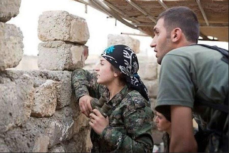 ΓΥΝΑΙΚΕΣ, ΕΛΕΥΘΕΡΙΑ, ΚΟΥΡΔΟΙ. Η Κουρδική Ελευθερία και η Ελευθερία κάθε άλλου έθνους