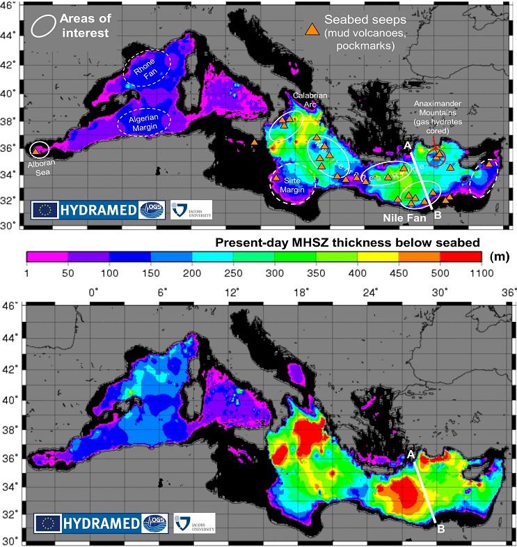 Υδρίτες Μεθανίου: Το καύσιμο του μέλλοντος και το γεωπολιτικό του αποτύπωμα στον παγκόσμιο ενεργειακό χάρτη