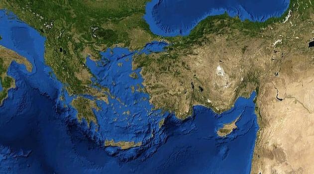 ΕΛΛΑΔΑ-ΤΟΥΡΚΙΑ-ΚΥΠΡΟΣ: ΑΝΙΣΟΡΡΟΠΟ ΤΡΙΓΩΝΟ