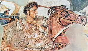 Μέγας Αλέξανδρος, ουσία και συμβολισμοί, ισχύς, ασφάλεια, ελευθερία και η Αμφίπολη