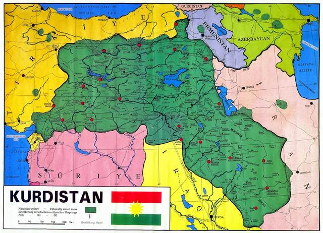 Πού πηγαίνει το Κουρδικό με την πολιτική της κυβέρνησης του ΑΚΡ;