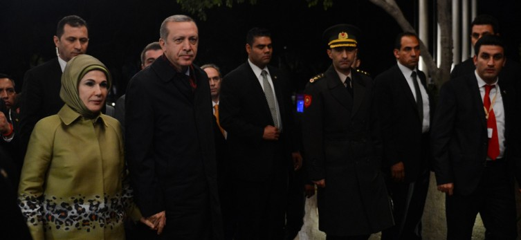Η Θάτσερ, ο Αναστασιάδης και ο …Ερντογάν