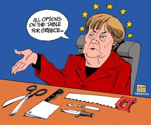 To Spiegel το παραδέχεται: η βοήθεια δεν πήγε στους Ελληνες