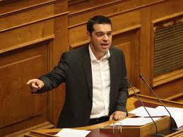 Προγραμματικές δηλώσεις του Πρωθυπουργού Αλέξη Τσίπρα στην Ελληνική βουλή 8.2.2015