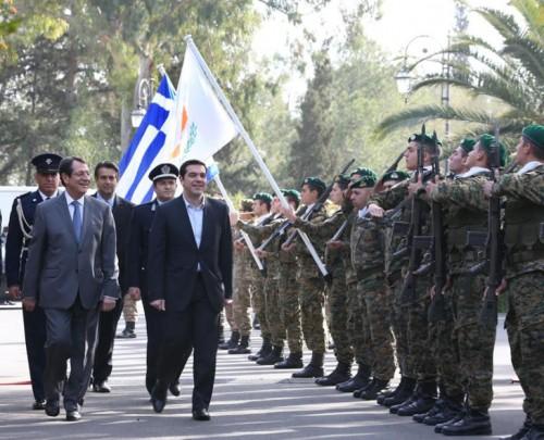"""Αλέξης Τσίπρας: Λύση """"χωρίς Κυπριακό"""""""