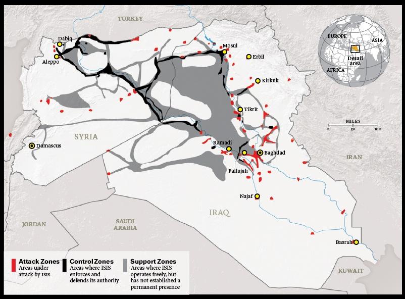 Τι ακριβώς είναι και τι θέλει το ISIS