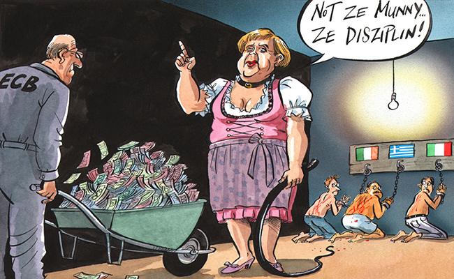 Η γερμανική υστερία