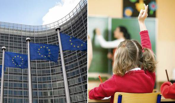 EU integration pushed on schoolchildren through 'invented' history lessons, warns academic