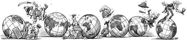 ΘEΣΕΙΣ ΤΗΣ ΑΦΡΟΚΡΕΜΑΣ ΤΩΝ «ΠΑΡΑ-ΘΕΣΜΙΚΩΝ» ΑΝΑΛΥΤΩΝ ΤΩΝ ΗΠΑ. FRIEDMAN: ΤΟ ΕΥΡΩ ΙΣΩΣ ΔΕΝ ΕΠΙΒΙΩΝΕΙ …