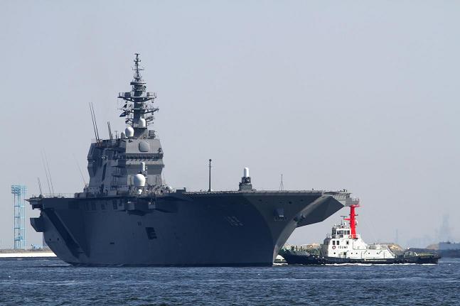 Η Ιαπωνία εξοπλίζεται για την τιτανομαχία στον Ειρηνικό