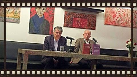 Ο Θεόδωρος Ζιάκας παρουσιάζει το κοσμοσύστημα του Γιώργου Κοντογιώργη. Την παρουσίαση κλείνει με σύντομες επισημάνσεις ο συγγραφέας