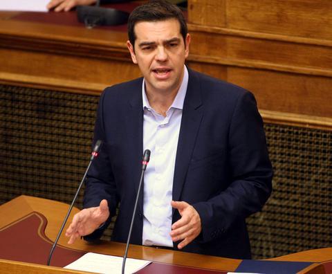 Ολόκληρη η ιστορική ομιλία του Αλέξη Τσίπρα στη Βουλή για τις πολεμικές αποζημιώσεις