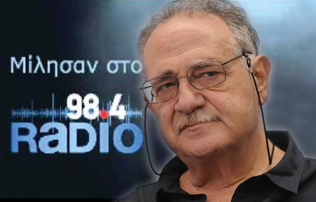 """Βεργόπουλος: """"Αναμένω θεαματικές εξελίξεις για την Ελλάδα"""""""