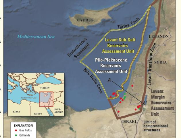"Noble Energy: ""Ενεργειακός παράδεισος η Ανατολική Μεσόγειος"""