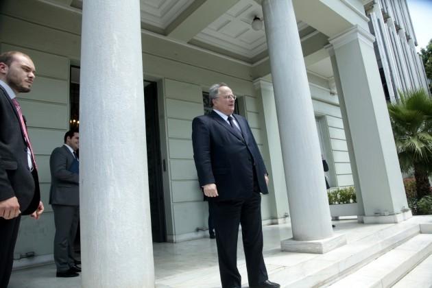 """""""3 Δ"""" ! Το νέο γεωπολικό δόγμα της Ελλάδας όπως το παρουσίασε ο ΥΠΕΞ Νίκος Κοτζιάς"""
