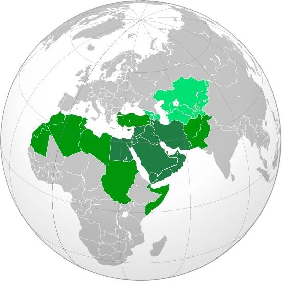 Η πυριτιδαποθήκη της Μέσης Ανατολής σε 15 χάρτες που εξηγούν γιατί ρέει τόσο αίμα