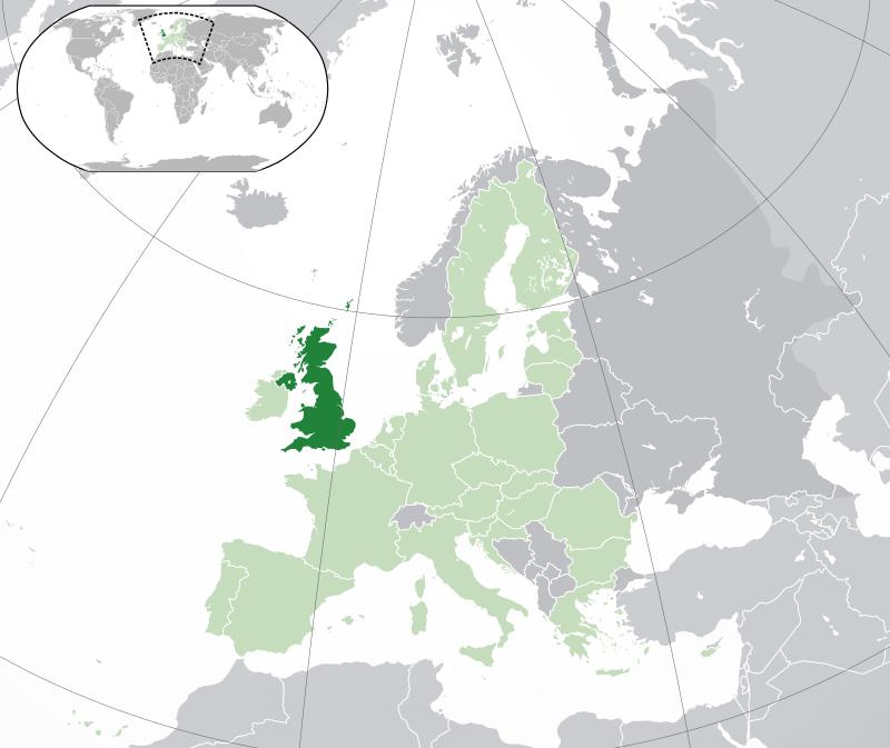 Joseph Nye, Brexit and the Balance of Power (Βρετανία, Ευρωτλαντικές σχέσεις, η ΕΕ και οι συσχετισμοί ισχύος)