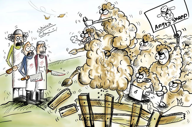 Βασίλης Βιλιάρδος, Γιατί σιωπούν τα πρόβατα;