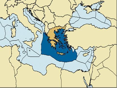 Θεόδωρος Καρυώτης, Νέοι παγκόσμιοι χάρτες οριοθέτησης της ΑΟΖ που δικαιώνουν την Ελλάδα
