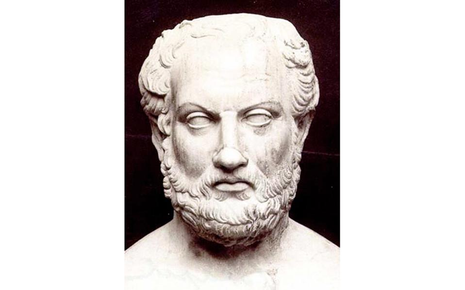 Mark Gilchrist, Why Thucydides still matters