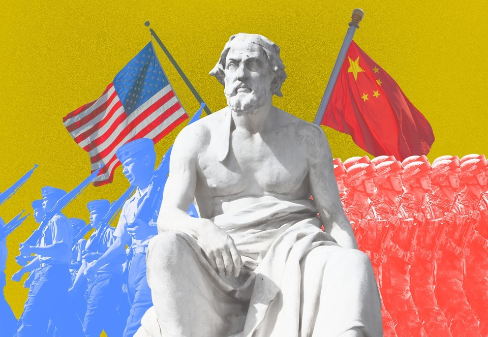 GRAHAM ALLISON, The Thucydides Trap: Are the U.S. and China Headed for War?