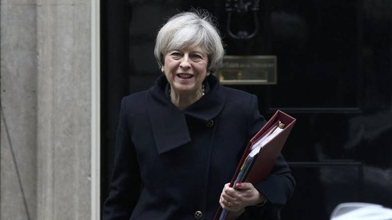 Η ΛΕΥΚΉ ΒΊΒΛΟΣ για το ΒΡΕΧΙΤ. The United Kingdom's exit from and new partnership with the European Union Presented to Parliament by the Prime Minister  by Command of Her Majesty February 2017