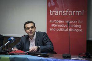 Ομιλία του Πρωθυπουργούμε αναφορέςστις δανειακές συμβάσεις, τα οφέλη για τις τράπεζες, την επιβάρυνση των ταμείων δημόσιων φορέων και των πολιτών, την διόγκωση του Ελληνικού χρέους και τις ανισορροπίες Βορρά – Νότου (εισαγωγή Π. Ήφαιστος) http://wp.me/p3OlPy-1w8