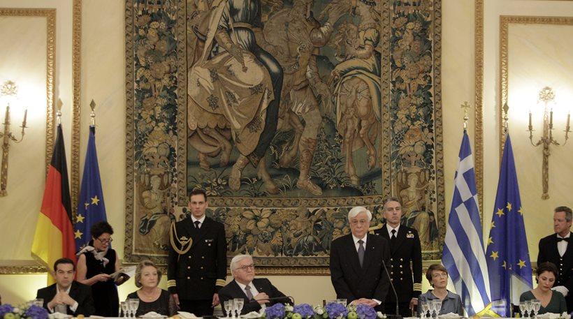 Προκόπης Παυλόπουλος: Η Ελλάδα διεκδικεί αποζημιώσεις στο πλαίσιο του ευρωπαϊκού νομικού πολιτισμού