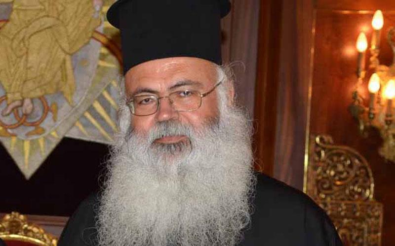 Ο Μητροπολίτης Πάφου Γεώργιος συνομιλεί με τον Γιώργο Καραμπελιά για την Κύπρο και το κυπριακό ζήτημα (βίντεο)