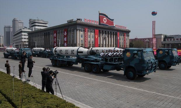 North Korea launches missile but attempt ends in failure