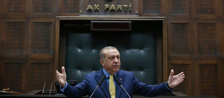 Σταύρος Λυγερός, Από ανατολικά στο Αιγαίο μεταφέρει τη γεωπολιτική ρευστότητα ο Τούρκος Πρόεδρος