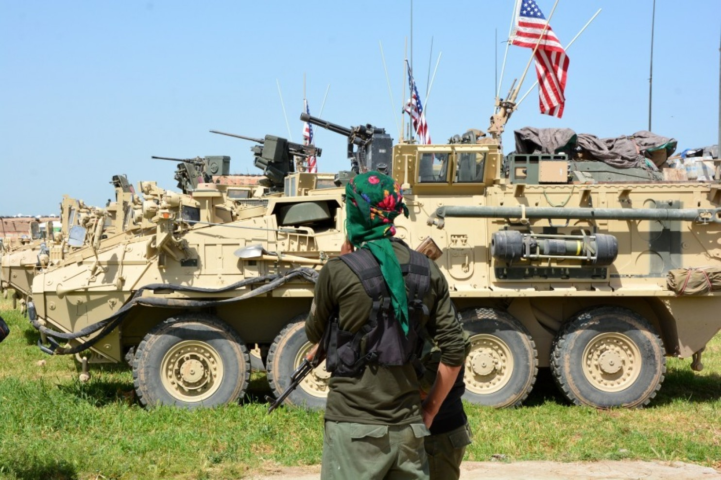 Thomas Gibbons-Neff and Missy Ryan, In blow to U.S.-Turkey ties, Trump administration approves plan to directly arm Syrian Kurds against Islamic State