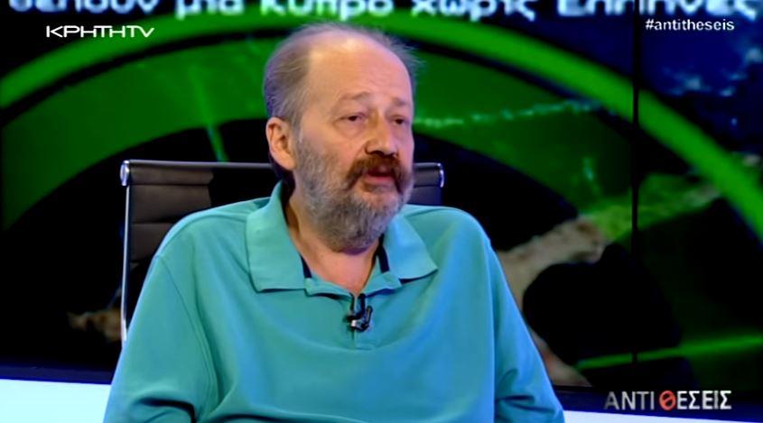 Δημήτρης Κωνσταντακόπουλος, Η Κύπρος στο Στόχαστρο