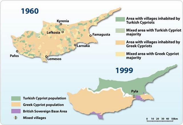 Μιχαλάκης Τιγγιρίδης , Κυπριακό: 15 καυτά ερωτήματα