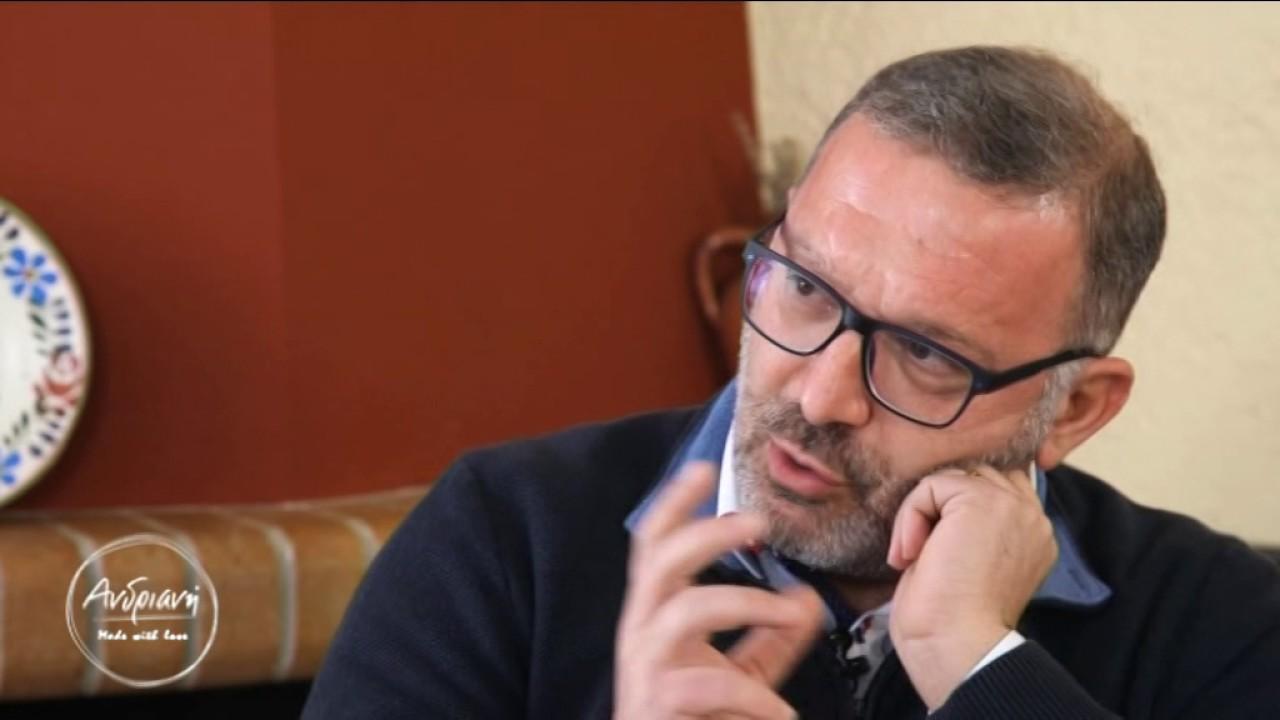 Η Γεωπολιτική Σκακιέρα της Μεσογείου – Συνέντευξη εφ' όλης της ύλης του Σάββα Καλεντερίδη στον Γιώργο Σαχίνη