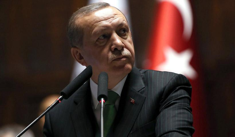 Φεριντούν Σινιρίογλου, Η Τουρκία αμφισβητεί την υφαλοκρηπίδα Ελλάδας και Κύπρου με επιστολή στον ΟΗΕ
