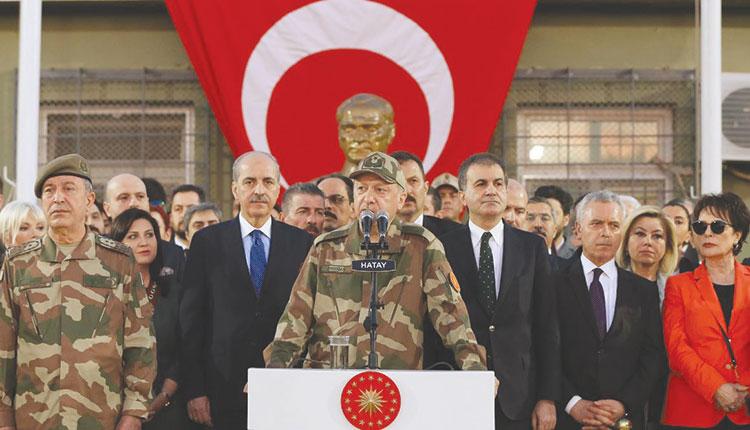 Π. Ήφαιστος, Ο Ερντογάν και οι στρατηγικοί προσανατολισμοί του