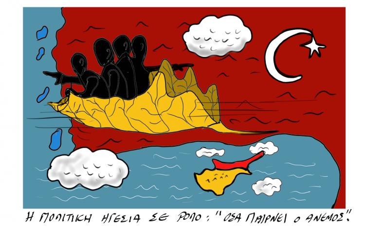 Μάριος Ευριβιάδης, Το κυπριακό κράτος είναι αυθύπαρκτο: Είναι ο θεσμός ελευθερίας των πολιτών του έναντι στις βουλιμίες της Άγκυρας